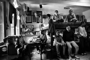 02-12 Eylül 1980 Askeri Darbesi sonrası Mamak Cezaevi, Sökmen Baykara - Depo Photos