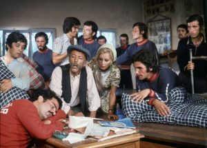 Ertem Eğilmez, 1972 yapımı Tatlı Dillim filmi, Güngör Özsoy -Depo Photos