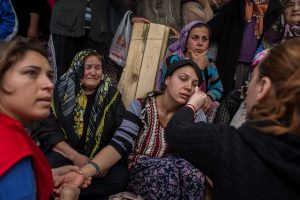 Soma Patlaması Sonrası 15/05/2014, E. Özmen