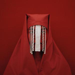 KY BR 04-red egyptian bride