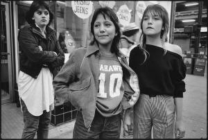MEM_Sokağın Bilgeleri - Tiny ve arkadaşı, Seattle, Washington, 1983