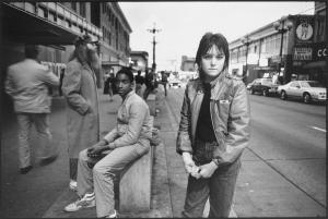 MEM_Sokağın Bilgeleri - Tiny, Pike caddesinde, Seatle, 1983