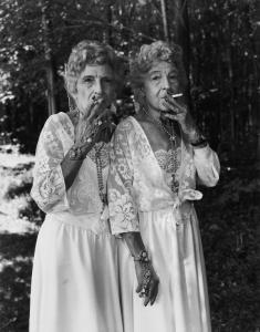 MEM_İkizler - Sue Gallo Baugher ve Faye Gallox, Twinsburg, Ohio 1998