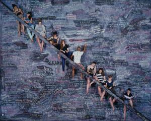 WQ_One-Dream,-180x225cm,c-print,Wang-Qingsong,-2014