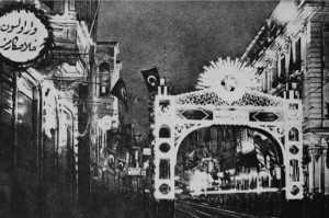 8.Cumhuriyetin-1,yıl-kutlamaları-Beyoğlu-İstiklal-Cad